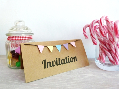 Invitation Fanions