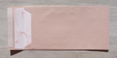 Faire-part Eventail enveloppe